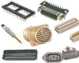 Electronics parts and components of category Connectors